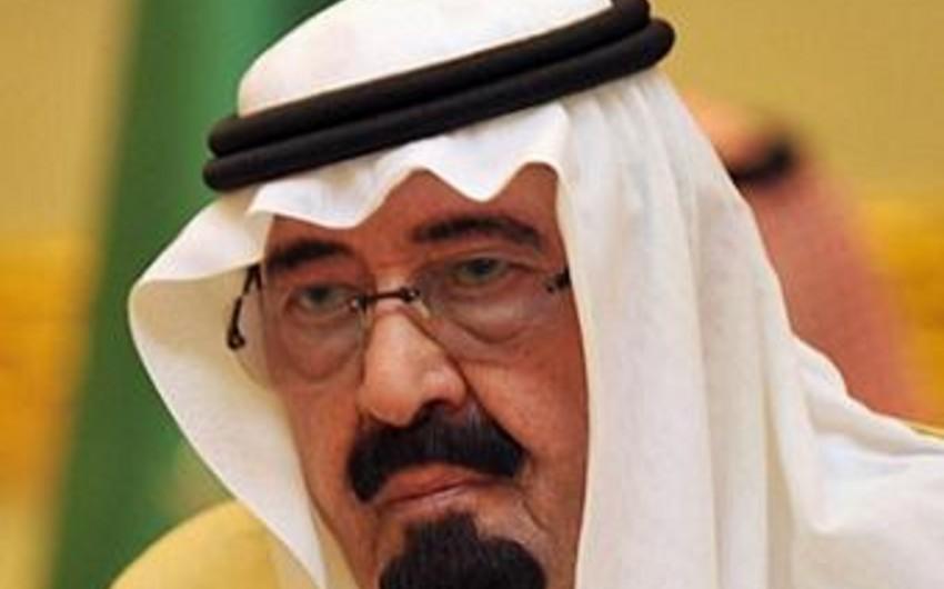 Səudiyyə Ərəbistanının kralı pnevmoniya diagnozu ilə xəstəxanaya yerləşdirilib