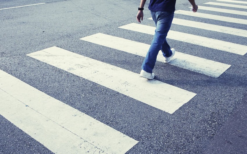 В Сумгайыте автомобиль сбил 30-летнего пешехода