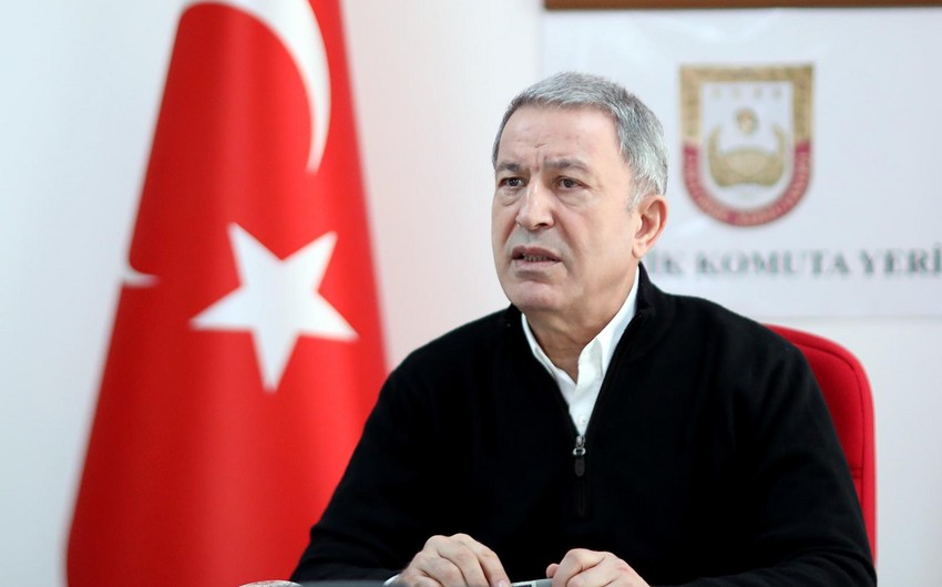 Hulusi Akar supports OSCE mission in Ukraine