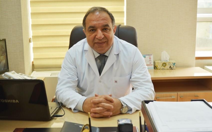 Назначен новый директор Научно-хирургического института имени М.Топчубашева - ЭКСКЛЮЗИВ