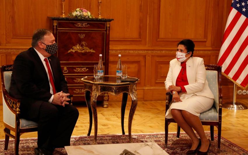 Президент Грузии: Регион нуждается в мирном Кавказе