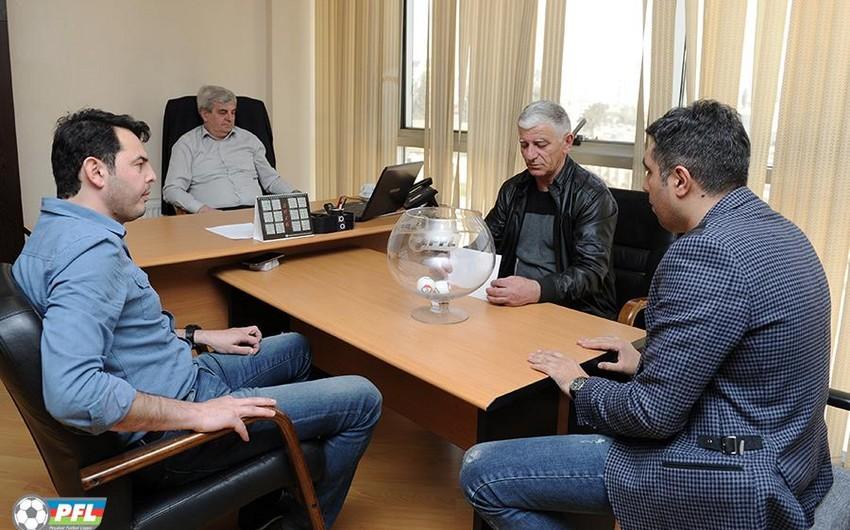Azərbaycan Kubokunda final görüşünün meydan sahibi müəyyənləşib