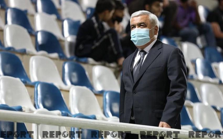 AFFA president leaves for Turkey