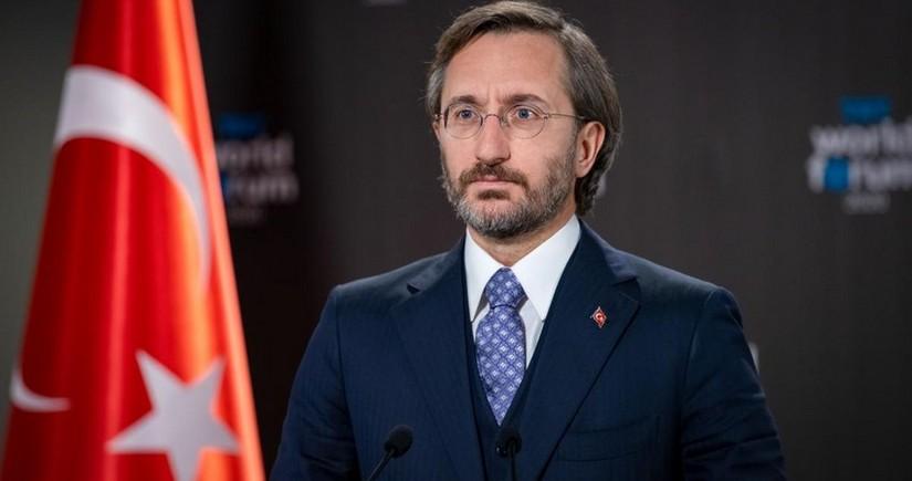 Фахреттин Алтун: Некоторые круги хотели очернить нашу работу в Карабахе
