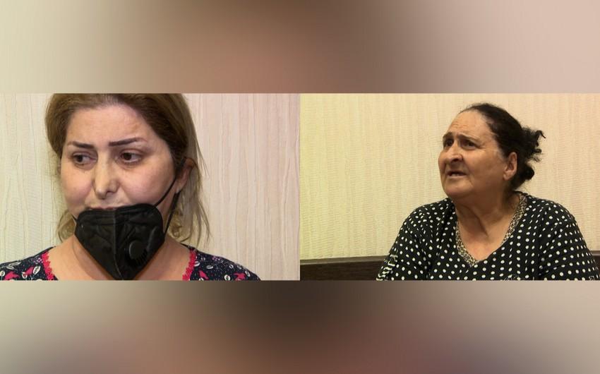 Sumqayıtda narkotik satan ana və qızı saxlanıldı - VİDEO