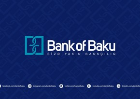 Bank of Baku bu ilin I yarısını mənfəətlə başa vurub