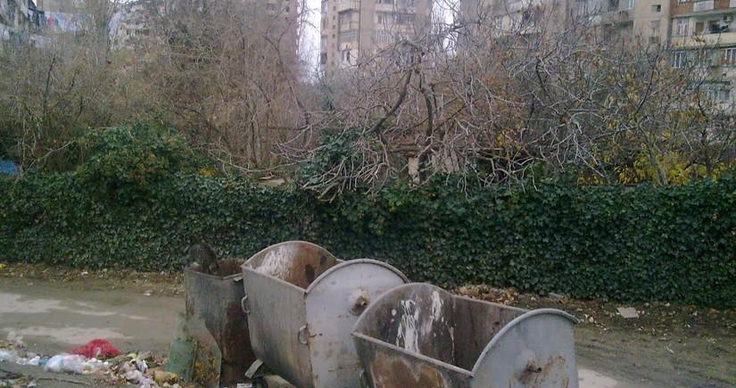 Human leg found in landfill in Baku