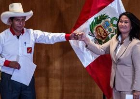 Второй тур президентских выборов начался в Перу