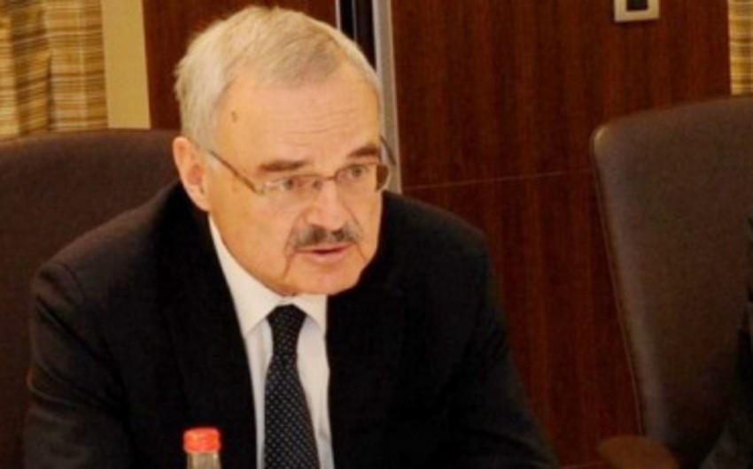 Artur Rasi-zadə Mövlud Çavuşoğlu ilə görüşüb