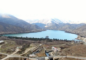 """""""Azərenerji"""" Suqovuşanda kiçik su elektrik stansiyalarının təmirinə başladı"""