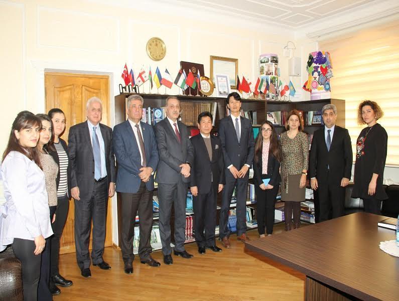 Bilik Fondu Cənubi Koreya səfirliyi ilə əməkdaşlığı genişləndirir