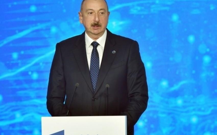 Dövlət başçısı: Dağlıq Qarabağ əzəli Azərbaycan torpağıdır