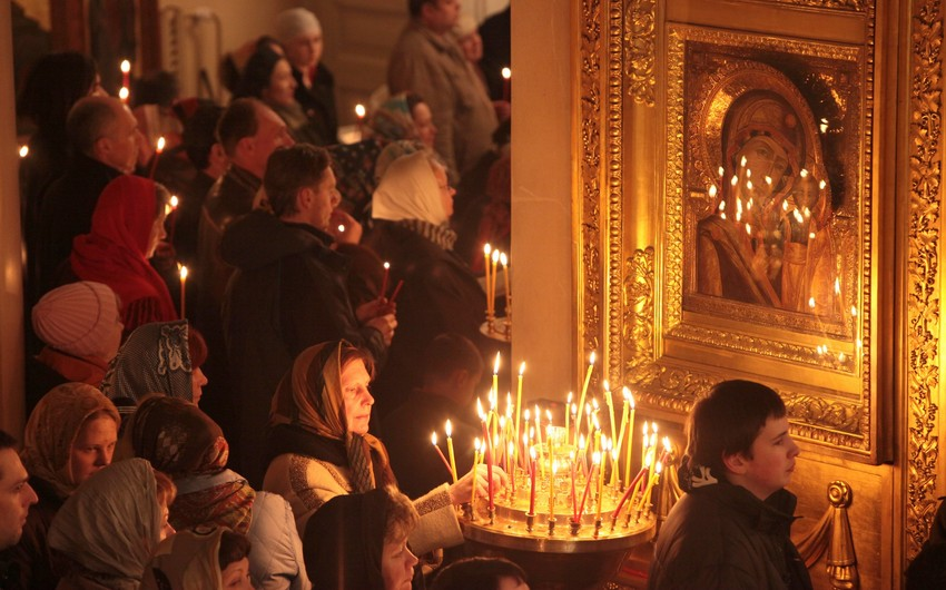 В Азербайджане имеются 23 христианские молельни