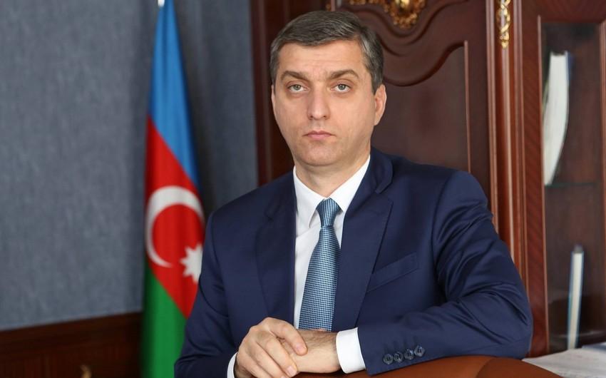 Vüqar Gülməmmədov: Dövlət büdcəsinin qeyri-neft sahələrindən gəlirləri 5 milyard manatadək yüksəlib