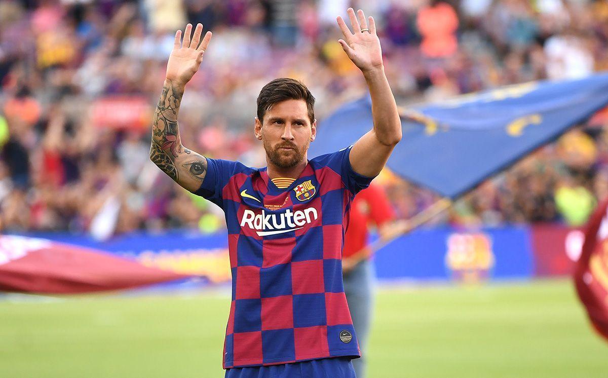 Messi indiyə qədər qarşılaşdığı ən güclü komandanın adını açıqlayıb