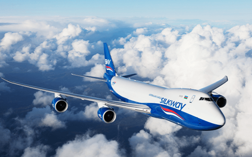 """Silk Way West Airlines 2020-ci ilin yükdaşıma aviaşirkəti"""" seçilib"""
