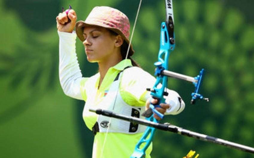 Azərbaycanı Rio-de-Janeyro Yay Olimpiya Oyunlarında təmsil edən kamandan oxatan Olqa Senyuk olimpiada ilə vidalaşıb