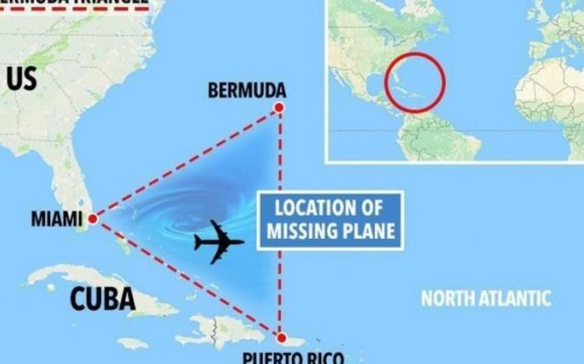 Частный самолет пропал в Бермудском треугольнике