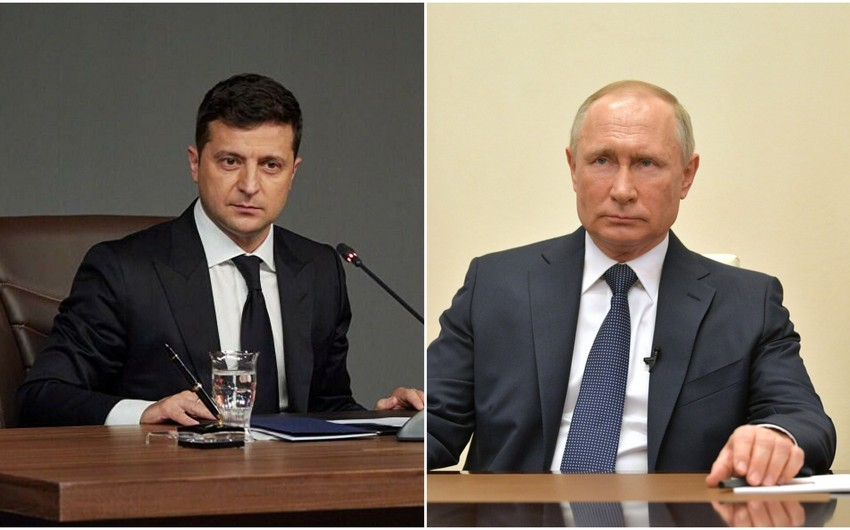 Zelensky suggests meeting with Putin