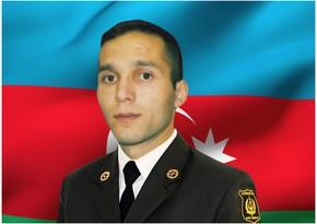 Еще один солдат Внутренних войск, ставший шехидом в боях за Шушу