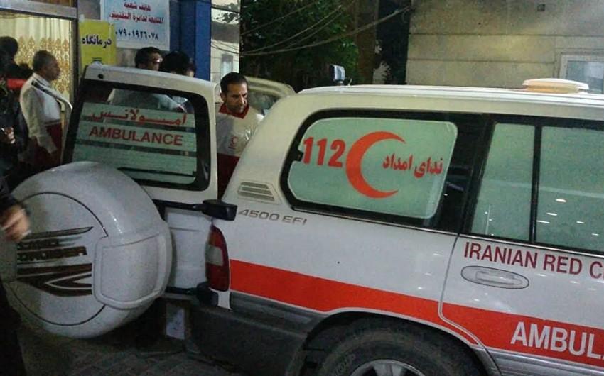 İranda qırıcı təyyarədə qəza olub, iki pilot ölüb