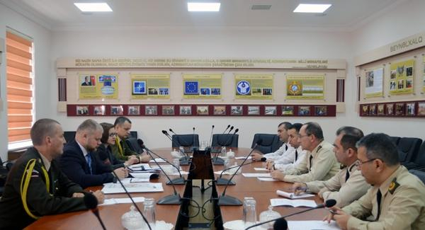 Seminar on planning of defense policy and strategic planning in the state level held in Baku
