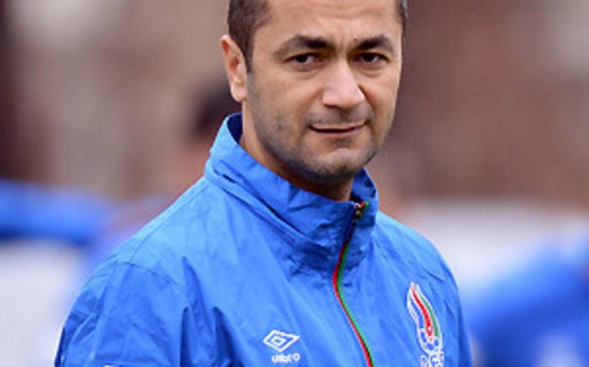 Mahmud Qurbanov Azərbaycan millisinin oyunundan razı qalıb