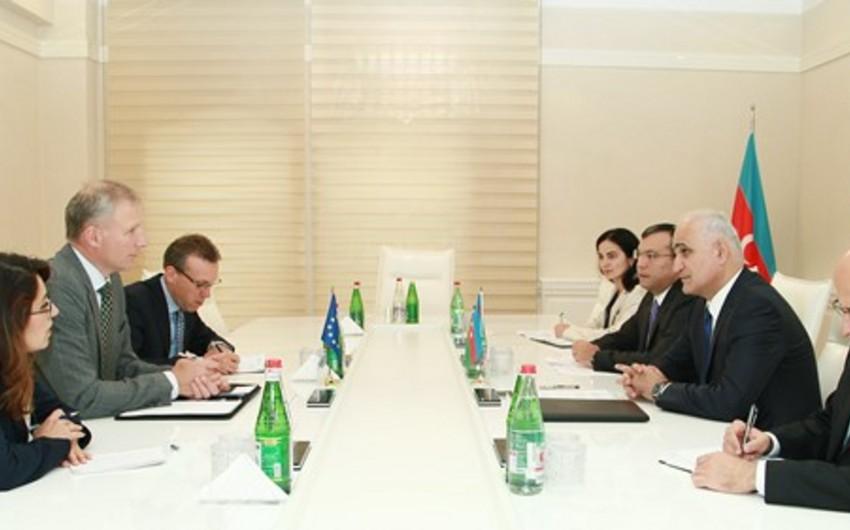 Azərbaycan Aİ ilə qeyri-neft sektorunda əməkdaşlığı genişləndirmək istəyir
