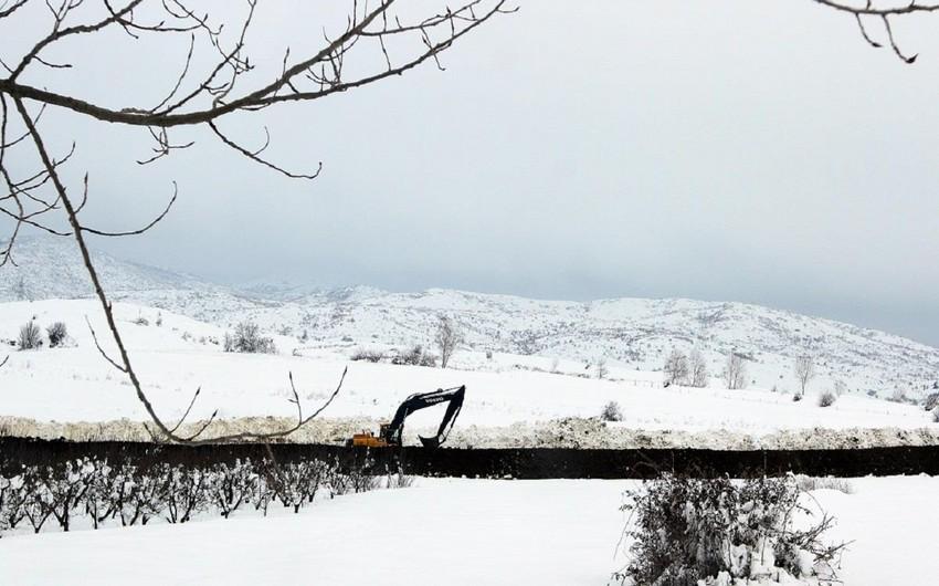 Albaniyada TAP-ın borularının 70%-i xəndəyə endirilib