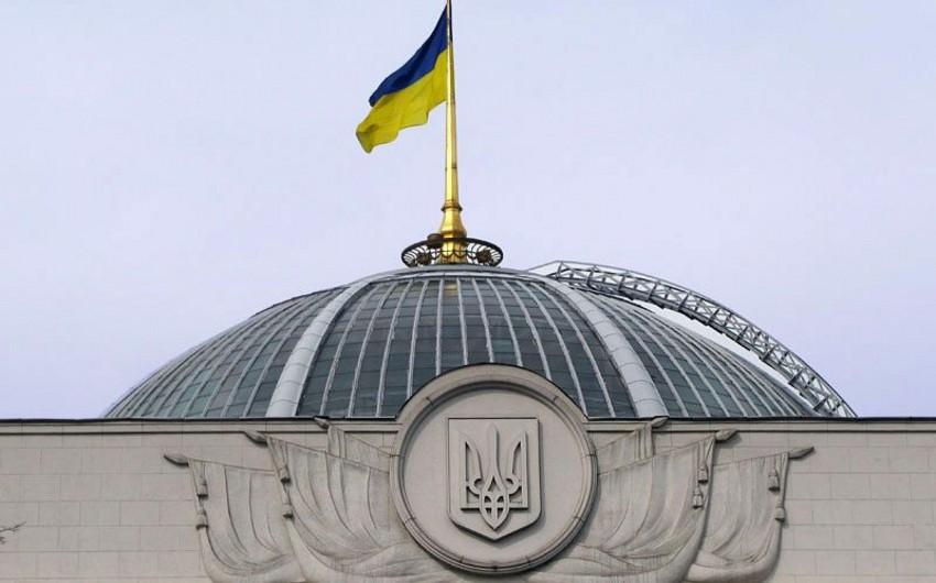 Ukrayna Ali Radasında MDB-dən çıxmaq haqqında qanun layihəsi qeydiyyata alınıb