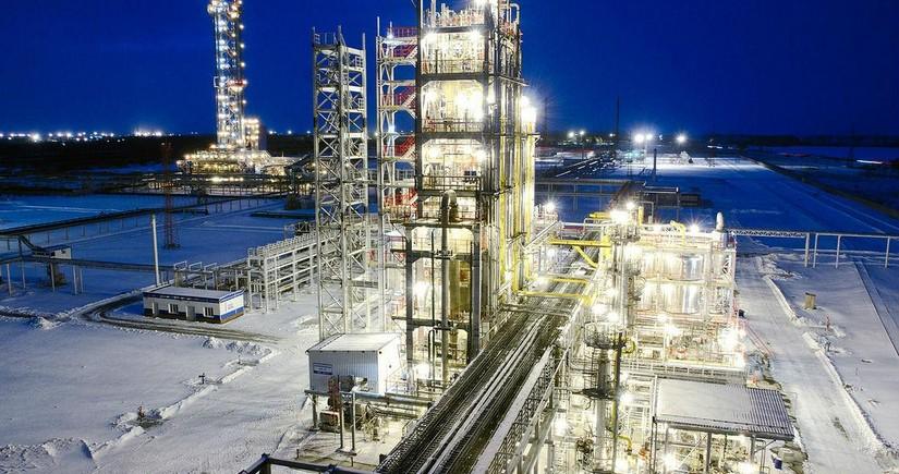 В Азербайджане в прошлом году выросло производство пропилена и полиэтилена