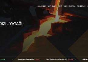 AzerGold запустил новую версию сайта