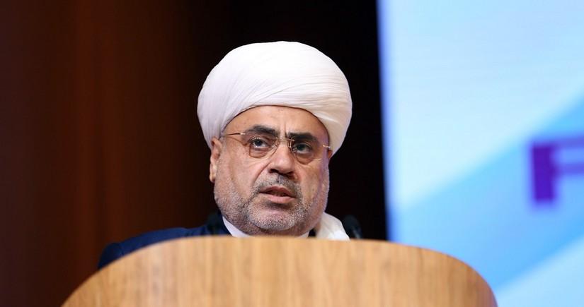 Аллахшукюр Пашазаде: Не обязательно каждый должен резать жертвенное животное на Гурбан-байрамы