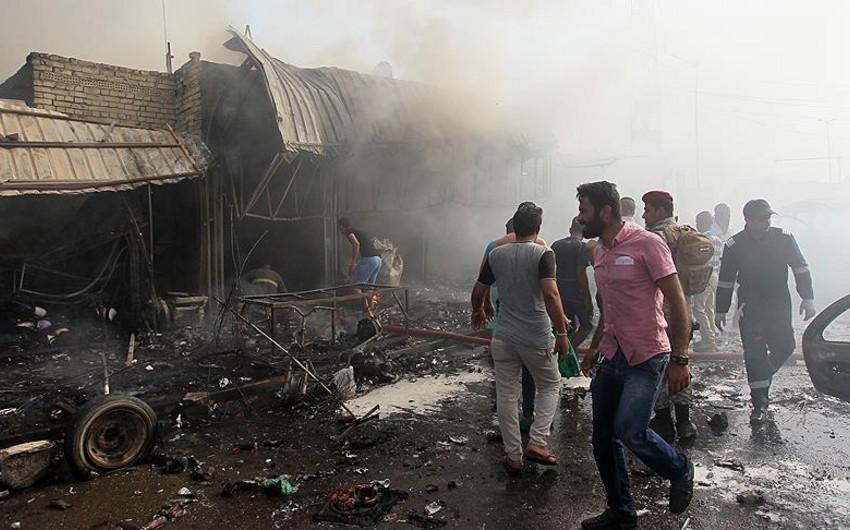 İraqda baş vermiş terror aktları nəticəsində 9 nəfər ölüb