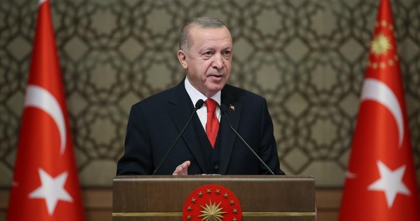 Эрдоган: Наши азербайджанские братья вернулись на свои земли спустя почти 30 лет оккупации