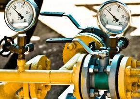 Экспорт газа из Азербайджана в Турцию сократился на 44%