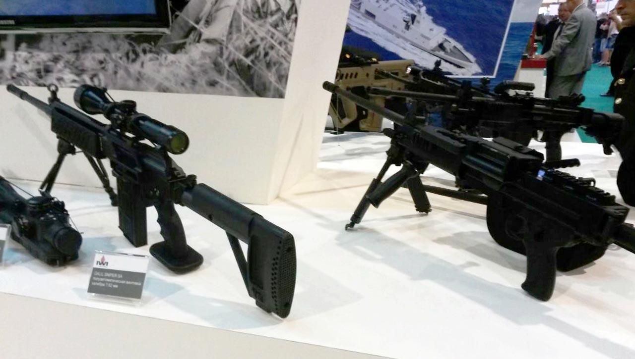 Weapon imports surge in global arms sales