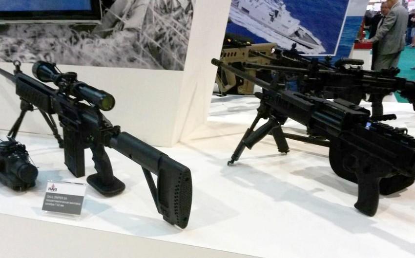 Dünya silah bazarının dövriyyəsi son 10 ildə maksimuma çatıb