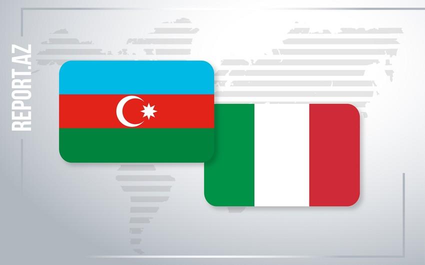 Azərbaycan-İtaliya əlaqələri - örnək tərəfdaşlar - ŞƏRH