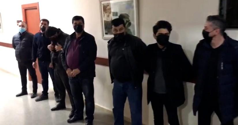 За нарушение правил карантина в чайных домах Абшерона оштрафованы 19 клиентов