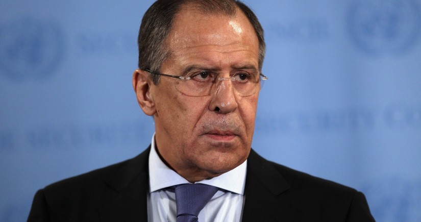 Lavrov: Attempts to question statement on Karabakh are unacceptable