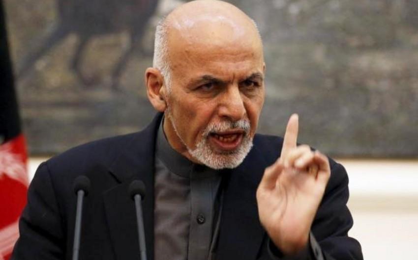 Президент Афганистана проголосовал на выборах