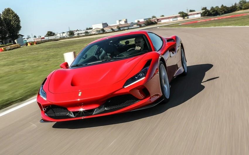 Ferrari представит свой первый электромобиль