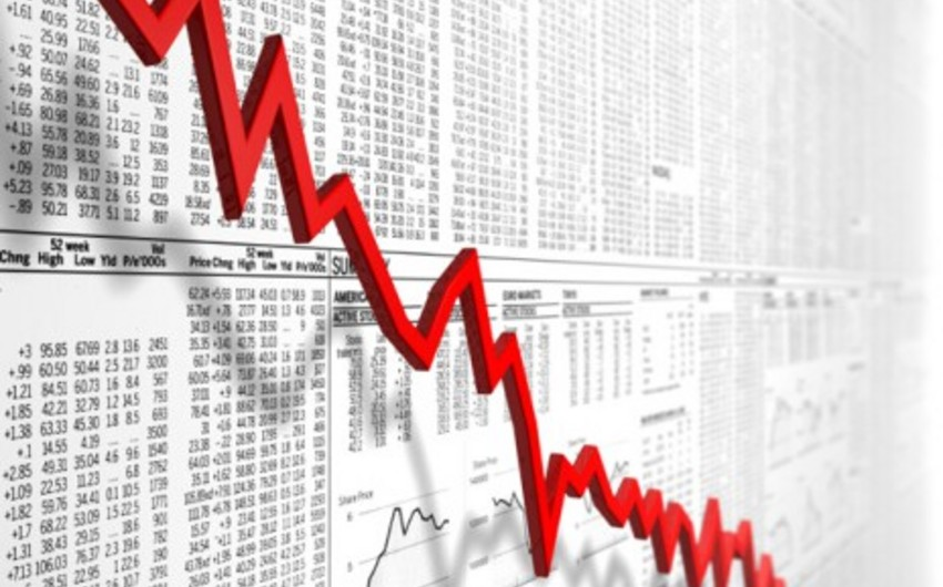 За неделю валютные резервы России снизились на 15,7 млрд. долларов