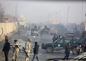 Əfqanıstanda partlayış zamanı azı 8 nəfər ölüb, 50 nəfər yaralanıb