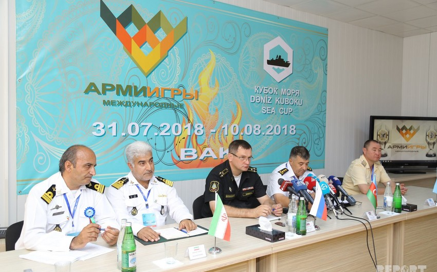Bakirov Subhan: Main goal of 2018 Sea Cup is to strengthen friendship, peace and stability in Caspian Sea
