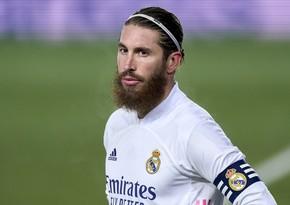 Serxio Ramos Real Madridi tərk edir
