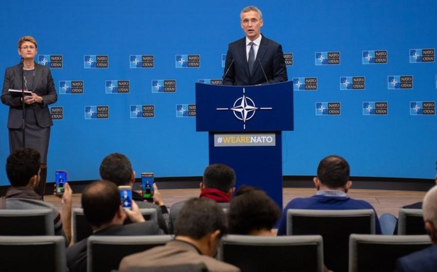 """Baş katib: """"NATO Gürcüstanın sahil mühafizəsinin inkişafına kömək göstərəcək"""""""