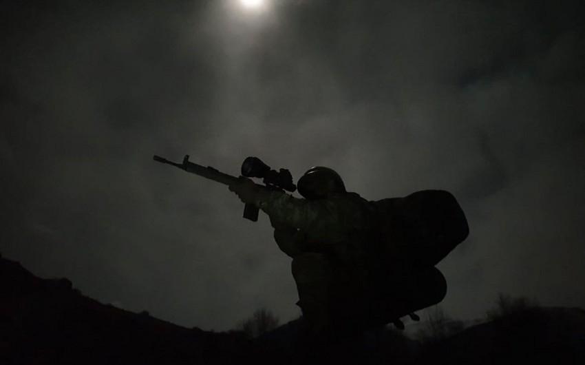 Türkiyə ordusu İraqın şimalında 6 terrorçunu məhv edib