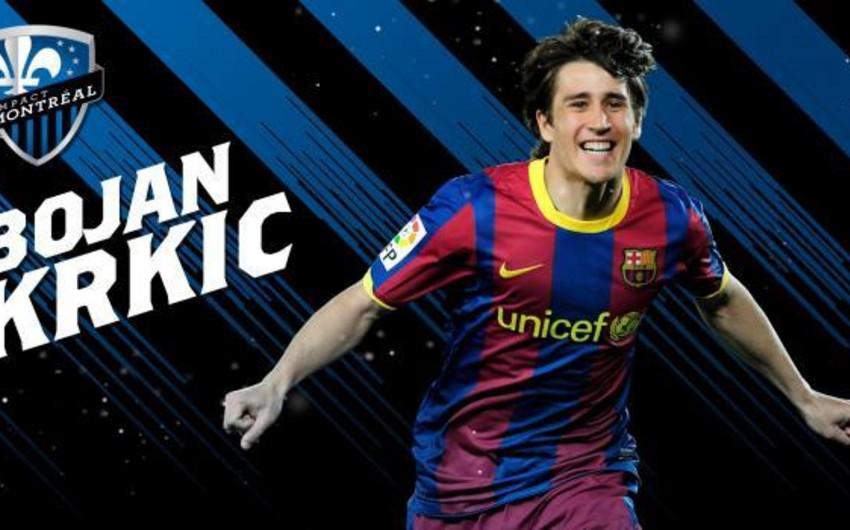 Бывший игрок Барселоны перешел в канадский клуб